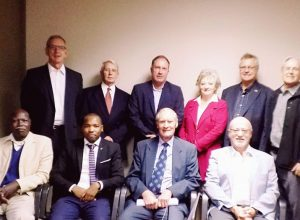 Magaliesberg Biosphere Delegation meets Minister of Tourism at Cofesa