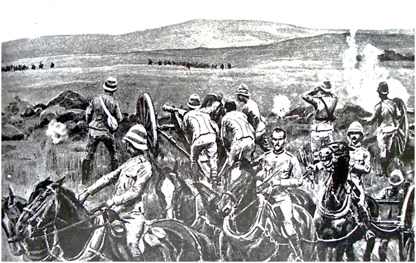 Magalies Memoir No 5                       The Battle of Diamond Hill,               11-12 June 1900